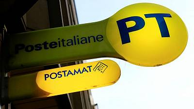 Poste Italiane Q1 op. profit up 41% thanks to parcel, insurance business