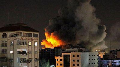 35 muertos en Gaza y 5 en Israel, mientras la violencia se intensifica