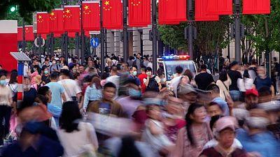 """La población de China alcanzará un """"punto de inflexión"""" en 2026-2030"""