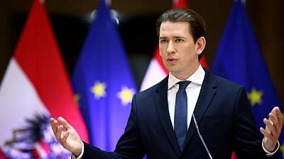 Austria's chancellor being investigated by anti-corruption prosecutors