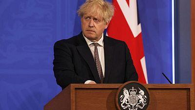 رئيس وزراء بريطانيا يعبر عن قلقه البالغ من الوضع في الشرق الأوسط