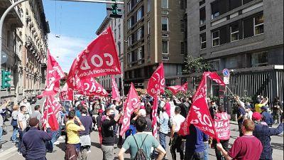 Si-Cobas, no a 300 licenziamenti e 'sradicamento' sindacato
