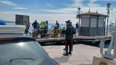 Gruppo di naufraghi austriaci lancia allarme