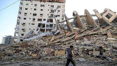 ليلة من الرعب مع تصاعد حدة المواجهة بين إسرائيل وغزة