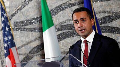 إيطاليا وألمانيا تنشدان وقف التصعيد في إسرائيل وغزة