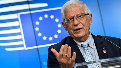 الاتحاد الأوروبي يحث إسرائيل والفلسطينيين على وقف العنف