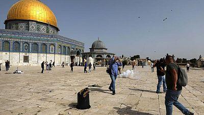 نظرة فاحصة-كيف أشعلت اضطرابات القدس أعنف قتال بين إسرائيل وغزة منذ سنوات