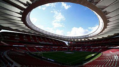España permitirá que espectadores vuelvan a los estadios de fútbol con un 30% de ocupación