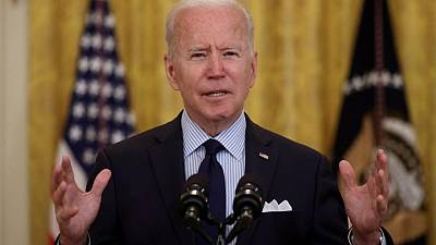 Biden signs cybersecurity executive order after Colonial Pipeline attack