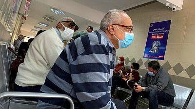 مصر تسجل 1187 إصابة جديدة بفيروس كورونا و58 وفاة