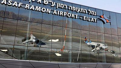 مطار رامون الإسرائيلي يعمل كالمعتاد بعد أن قالت حماس إنها استهدفته بصاروخ