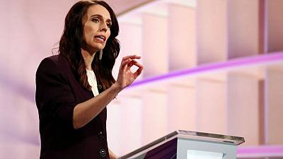 New Zealand PM sets out plans to re-connect with post-pandemic world