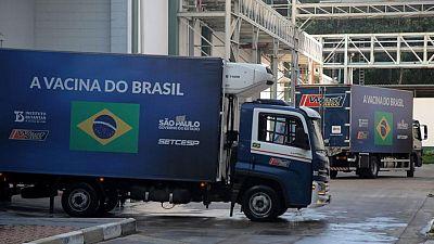 البرازيل تسجل 76692 إصابة جديدة بكورونا و2494 وفاة
