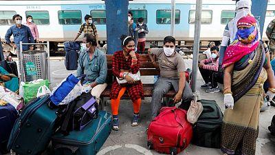 أكثر من 4 آلاف وفاة في الهند بكوفيد-19 لليوم الثاني على التوالي
