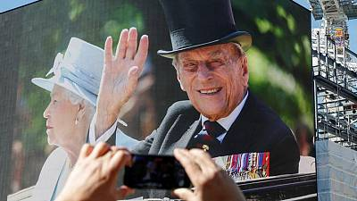 New Royal Mail stamps feature different looks of Prince Philip
