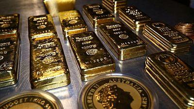 الذهب ينتعش مع تراجع عوائد سندات الخزانة الأمريكية