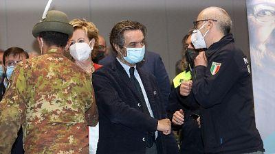 Governatore, in Lombardia li utilizziamo tutti senza probmela