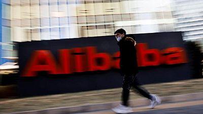 Alibaba beats quarterly revenue expectation