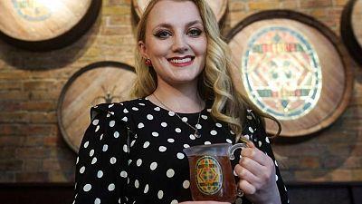 """""""Azucarada, cremosa, deliciosa"""": pruebe la cerveza de mantequilla de Harry Potter en Nueva York"""