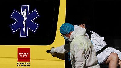 España suma 5.701 casos y 73 muertes por COVID-19