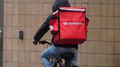 DoorDash raises key growth forecast after surge in first-quarter revenue