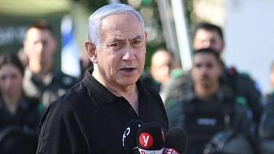Netanyahu says Israeli offensive in Gaza to continue as long as necessary