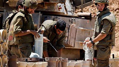 Israel dispara artillería sobre Gaza y persisten los ataques palestinos con cohetes