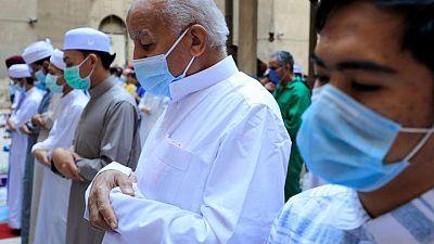 مصر تسجل 1132 إصابة جديدة بفيروس كورونا و54 وفاة