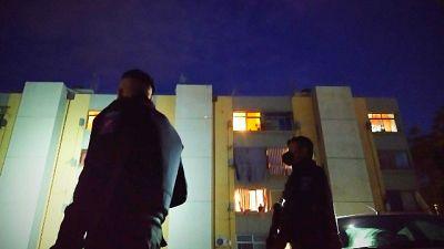 Blitz all'alba, sono accusati di associazione per delinquere