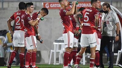 Futbolistas colombianos piden aplazar partidos de liga por las protestas