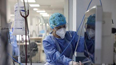 Los casos del virus en todo el mundo superan los 160,71 millones y las muertes alcanzan las 3.477.379