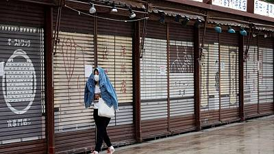 Japón añade 3 prefecturas más al estado de emergencia por el coronavirus