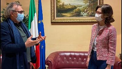 Ministro ha incontrato sindaco Lampedusa, garantiremo servizi