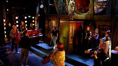 """Volviendo a casa"": musical ""Amelie"" está listo para reapertura de teatros en Londres"