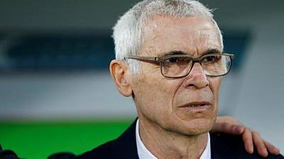 Argentino Cúper es el nuevo DT de selección de la República Democrática del Congo