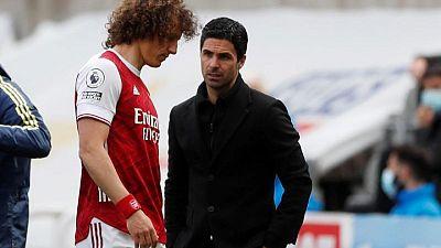 David Luiz dejará el Arsenal al final de la temporada: medios
