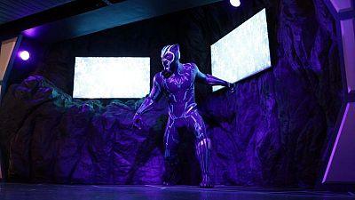 Figura de cera de Pantera Negra se suma al Madame Tussauds de Londres para reapertura