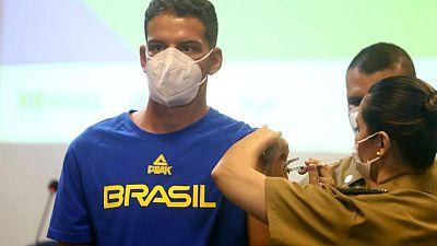 البرازيل تسجل 85536 إصابة جديدة بكورونا و2211 وفاة
