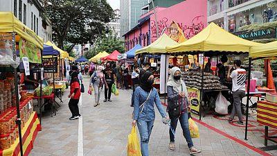 ماليزيا تسجل أكبر زيادة يومية في وفيات كورونا
