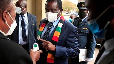 Zimbabwe court rules chief justice's tenure extension is invalid