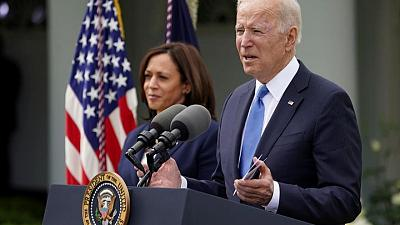 Biden speaks with Israel's Netanyahu and Palestinian's Abbas -White House
