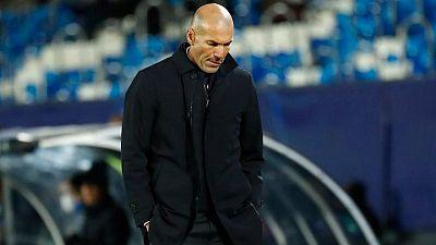 Zidane dejará el Real Madrid al final de la temporada: reportes