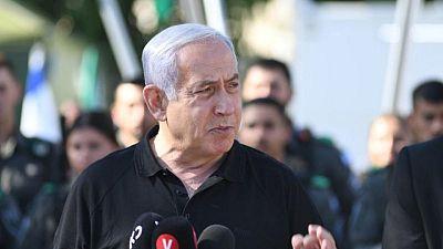 """نتنياهو: الحملة في غزة """"ستستغرق وقتا"""" قبل وقف القتال"""
