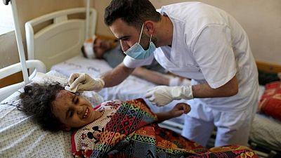 حكاية صورة-الطفلة سوزي تنجو من ضربة إسرائيلية قتلت أمها وأخوتها الأربعة