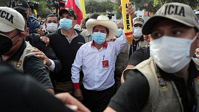 Peru voter simulation shows Castillo and Fujimori now neck and neck