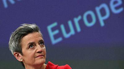 Premature to be envisaging second European stimulus plan -EU antitrust chief