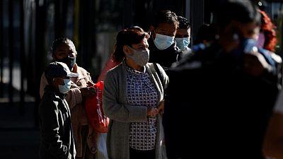 المكسيك تسجل 822 إصابة جديدة و56 وفاة بفيروس كورونا