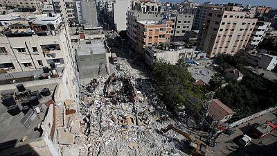 إسرائيل تقتل قياديا بالجهاد الإسلامي بعد صواريخ فلسطينية وواشنطن تدعو للتهدئة