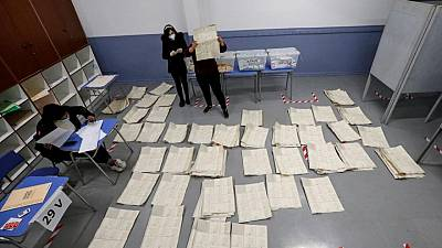 Chile's govt in shock loss as voters pick independents to draft constitution