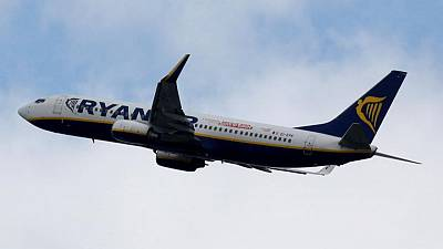 Ryanair posts record annual loss but says recovery has begun
